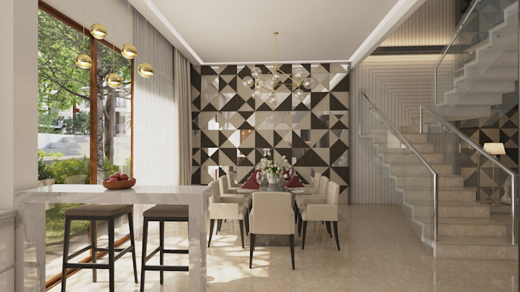 How To Design A Dining Room Homify