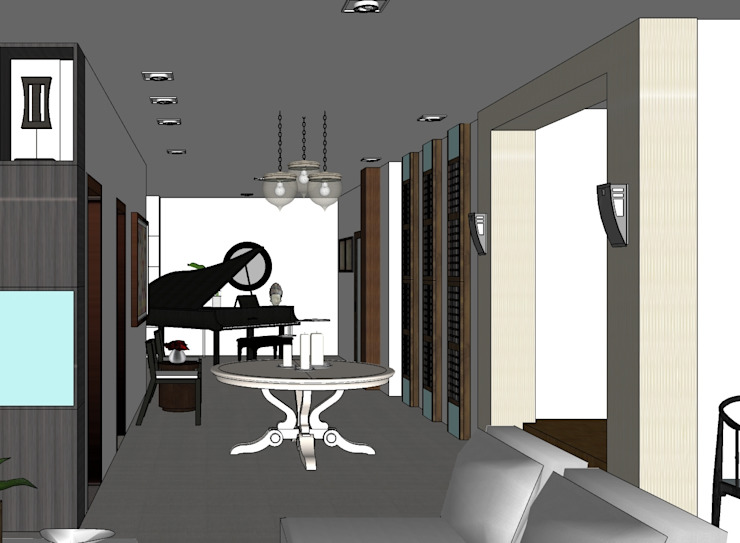 2011 PROJECTS by MKC DESIGN Modern