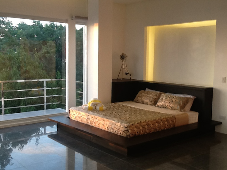 MKC DESIGN غرفة نوم