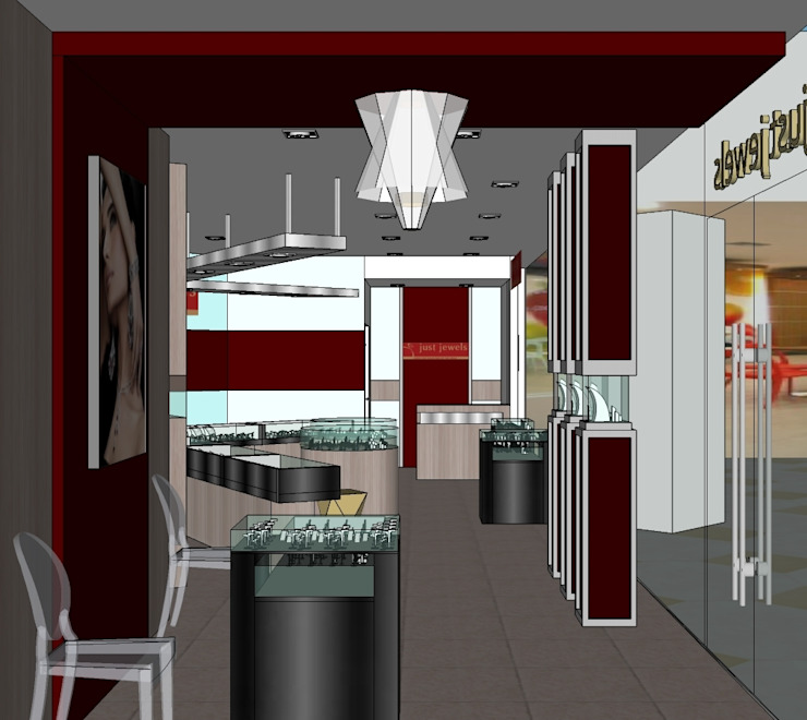 2012 PROJECTS by MKC DESIGN Modern