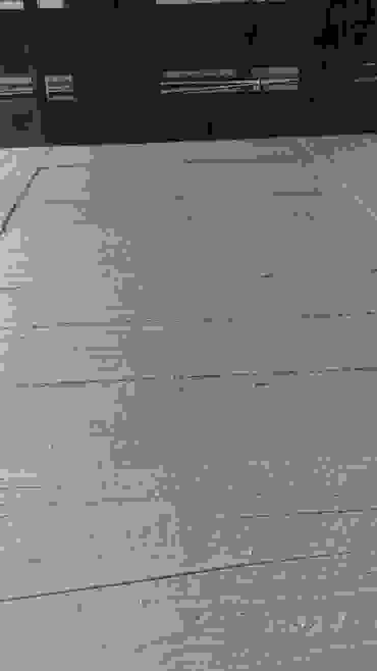 Herrería CHS pintu depan Besi/Baja Wood effect