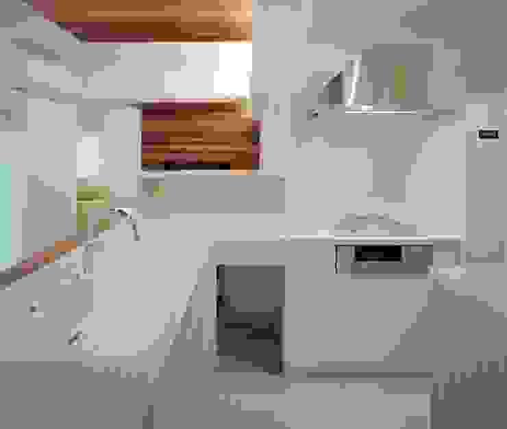 Modern kitchen by 株式会社西田順紀アトリエ Modern