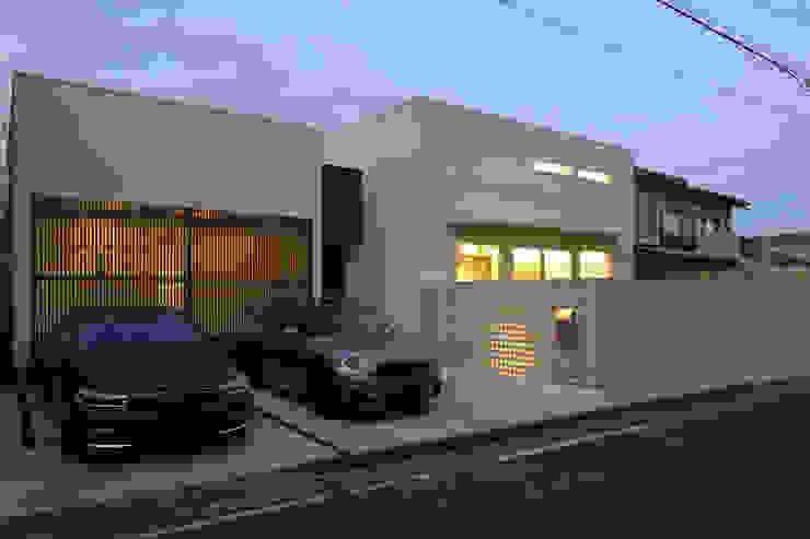 Houses by 田所裕樹建築設計事務所, Minimalist