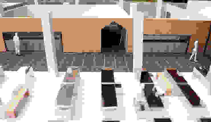di (주)건축사사무소 예인그룹 Moderno Cemento armato