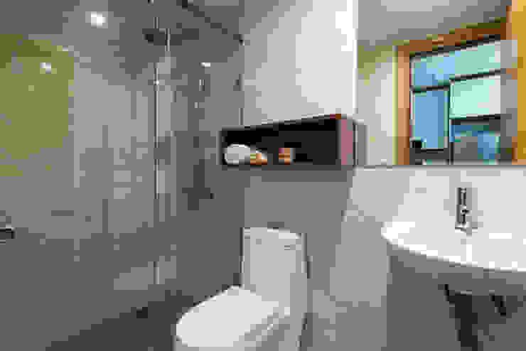 Công ty TNHH TK XD Song Phát 浴室 銅/青銅/黃銅 White