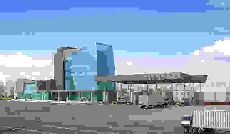 by (주)건축사사무소 예인그룹 Modern Glass