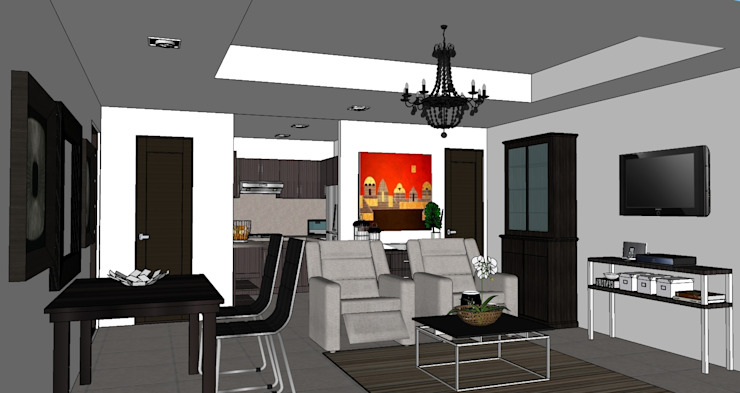 2015 PROJECTS by MKC DESIGN Modern