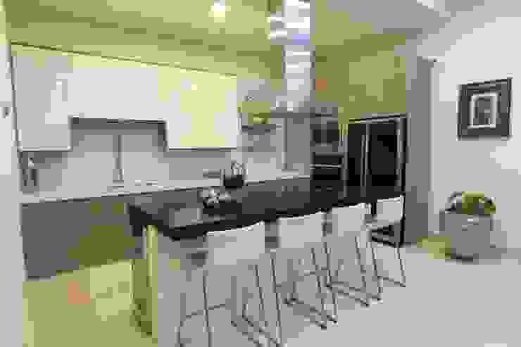 COCINA: Cocinas de estilo  por Acrópolis Arquitectura