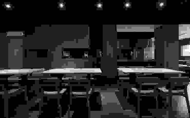 座位區 樸十設計有限公司 SIMPURE Design Gastronomy