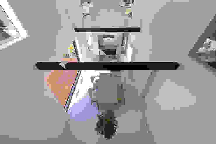 鎌倉 長谷の家 モダンスタイルの 温室 の 松岡淳建築設計事務所 モダン