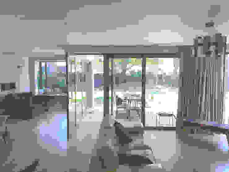 Living area part 2 by Till Manecke:Architect Scandinavian