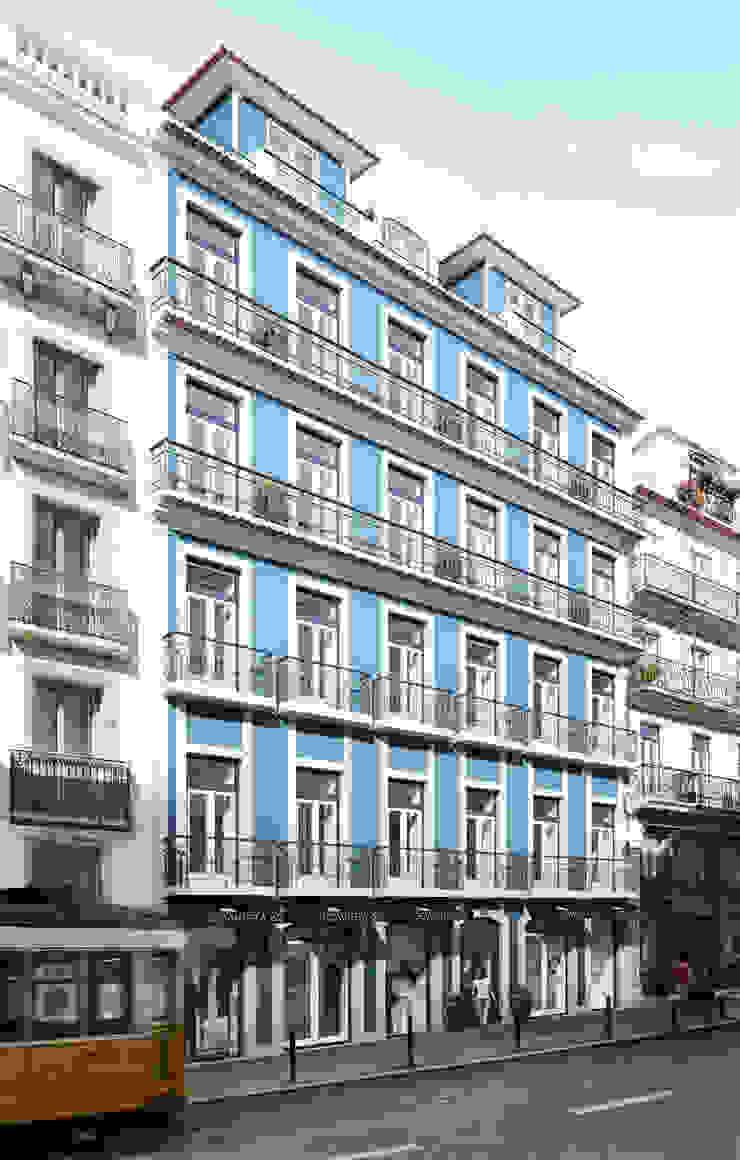 Boavista 62 - Estoril Real Estate Casas modernas por Onstudio Lda Moderno