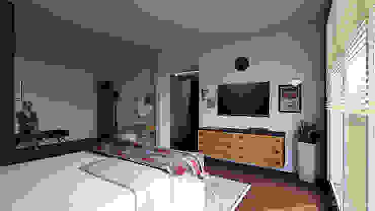 Faddy Ravydera's Personal Room Oleh SUKA Studio