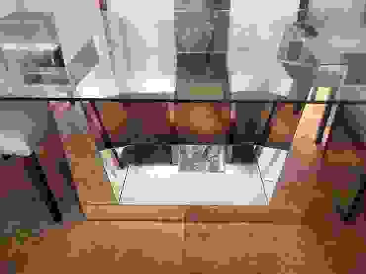 de Sgabello Interiores Moderno Vidrio