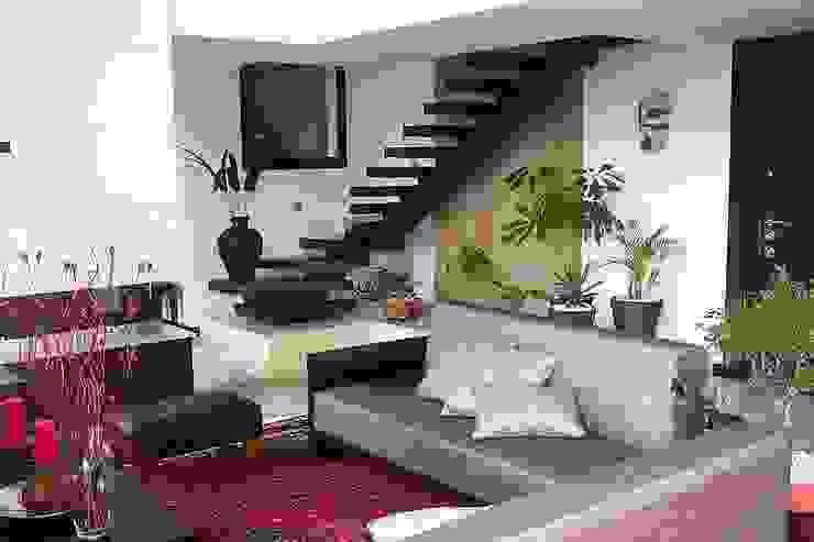 Escaleras de estilo  por Espacios Positivos, Moderno