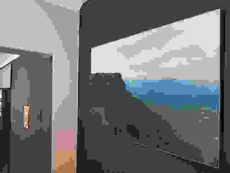 Printed Fabric Frame by Custom Art Framing (Pty) ltd Modern