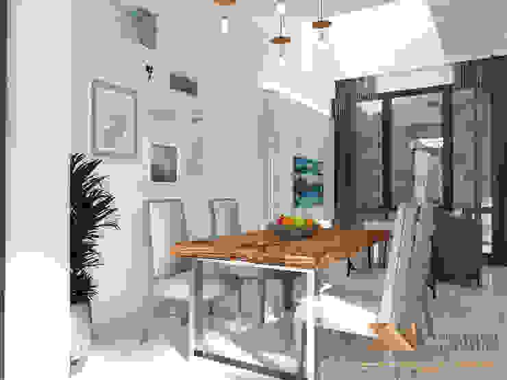 Ruang Makan Oleh Arsa Synergy Design