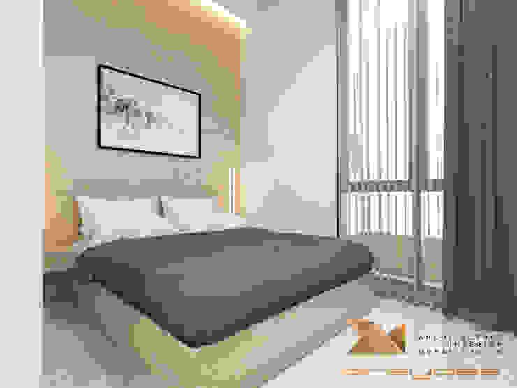 Kamar Tidur Tamu Oleh Arsa Synergy Design