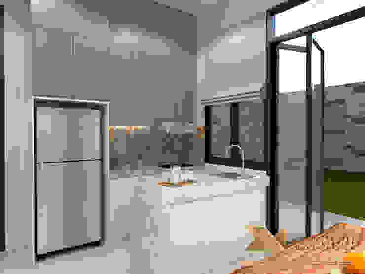 Dapur Oleh Arsa Synergy Design