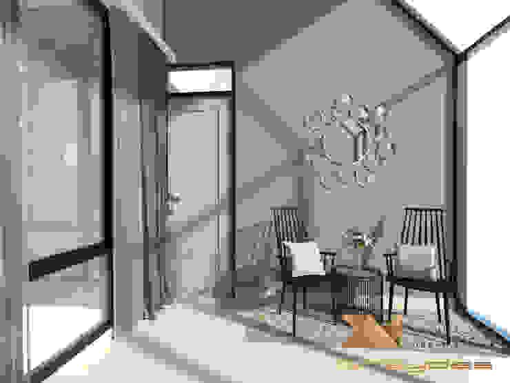 Ruang Santai Oleh Arsa Synergy Design