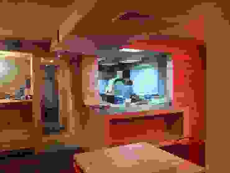 Avance de obra @sotanosiete MARATEA estudio Restaurantes