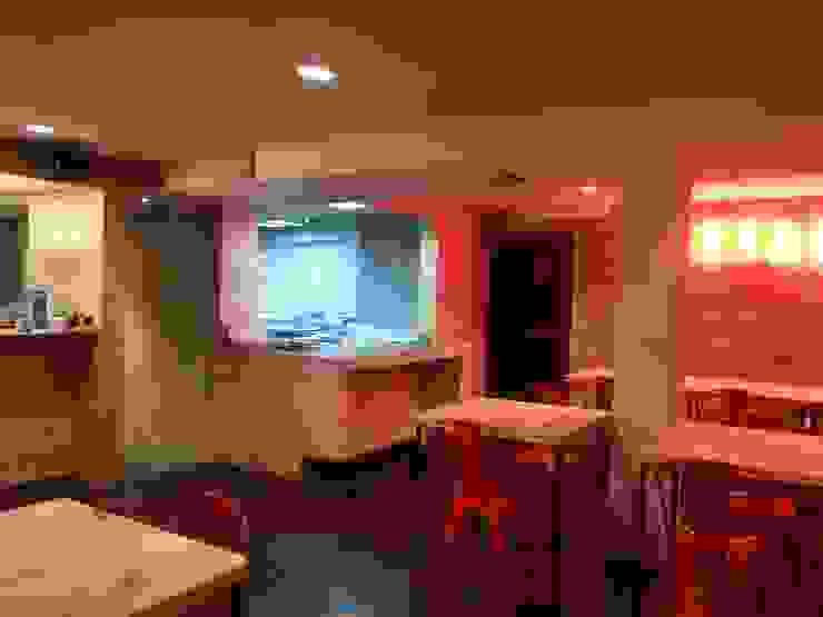 Avance de obra #SotanoSiete MARATEA estudio Restaurantes