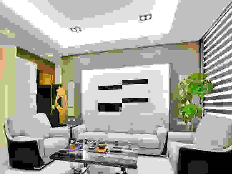 by 築室室內設計 Modern