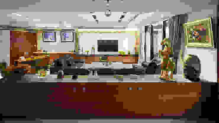 築室室內設計 Asian style living room