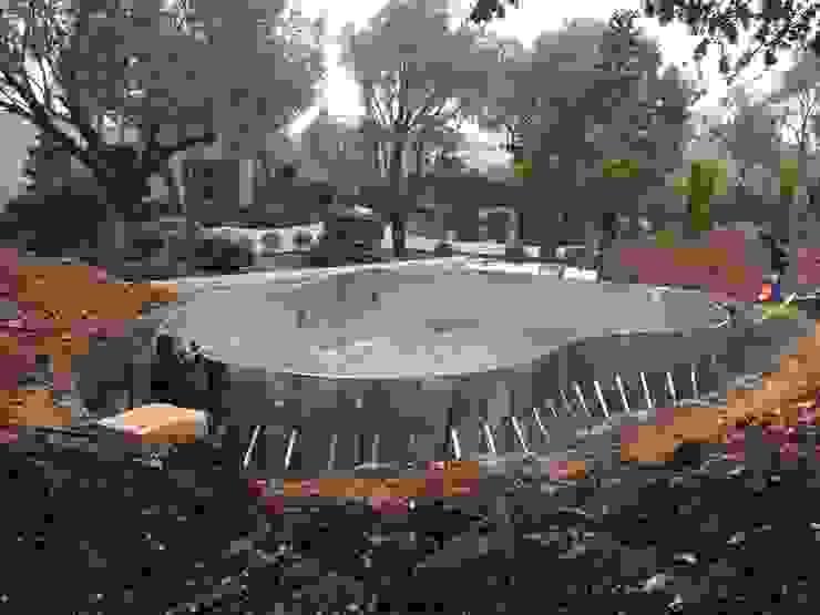 by Sıdar Pool&Dome Yüzme Havuzları ve Şişme Kapamalar Country Iron/Steel