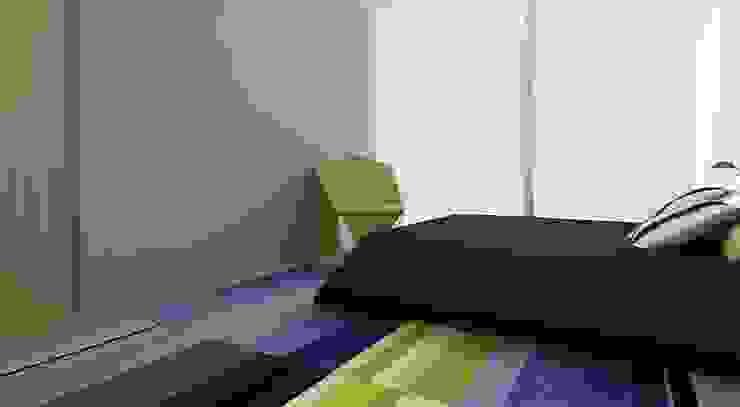 3D Bedroom: minimalist  by Alfaiate d'Interiores, Minimalist