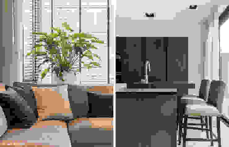 Nhà bếp phong cách hiện đại bởi choc studio interieur Hiện đại