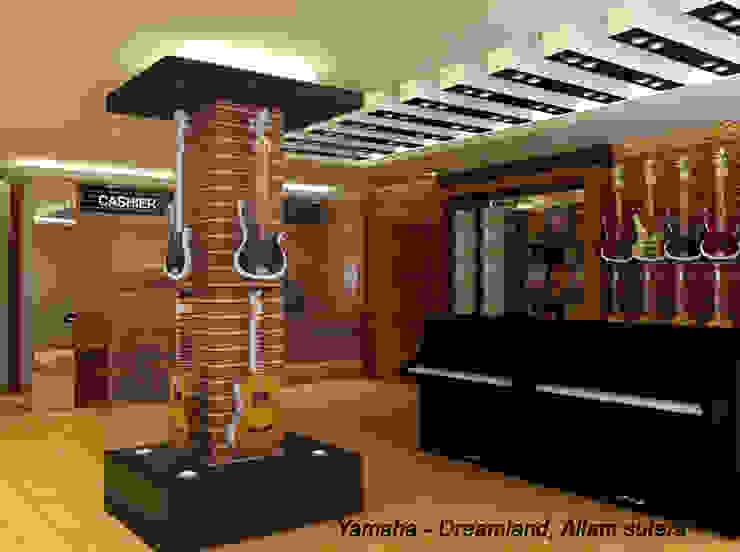 Yamaha Music Square:modern  oleh D'Sign Company, Modern