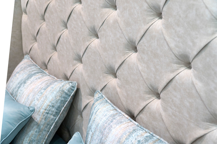Upholstery Details: modern  by Alfaiate d'Interiores, Modern