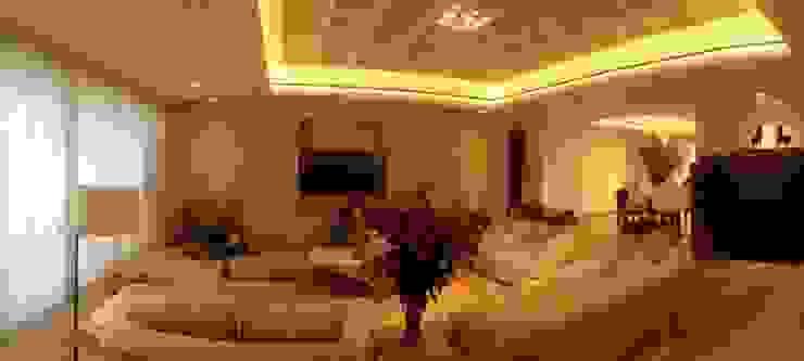 Ruang Keluarga oleh homify