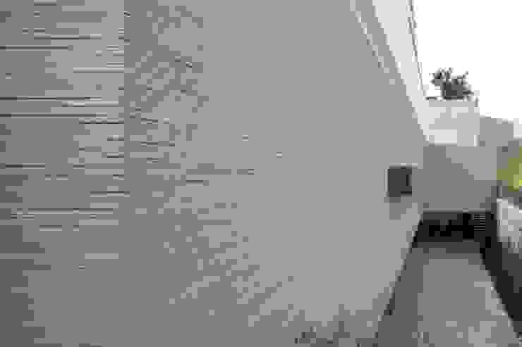 Tường theo Hernandez Silva Arquitectos,