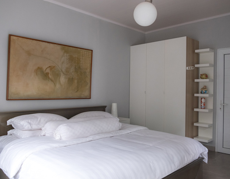 Bedroom // i45 House Kamar Tidur Modern Oleh homify Modern