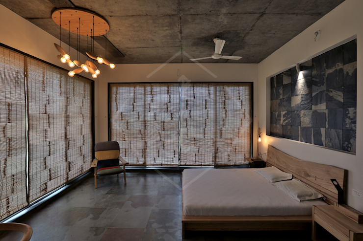 Farm House Modern hotels by SPACCE INTERIORS Modern