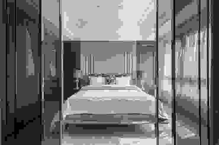 E&C創意設計有限公司 Minimalist bedroom