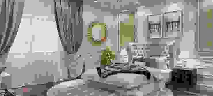 النوم الرئيسية من بازار للتصميم الداخلي كلاسيكي