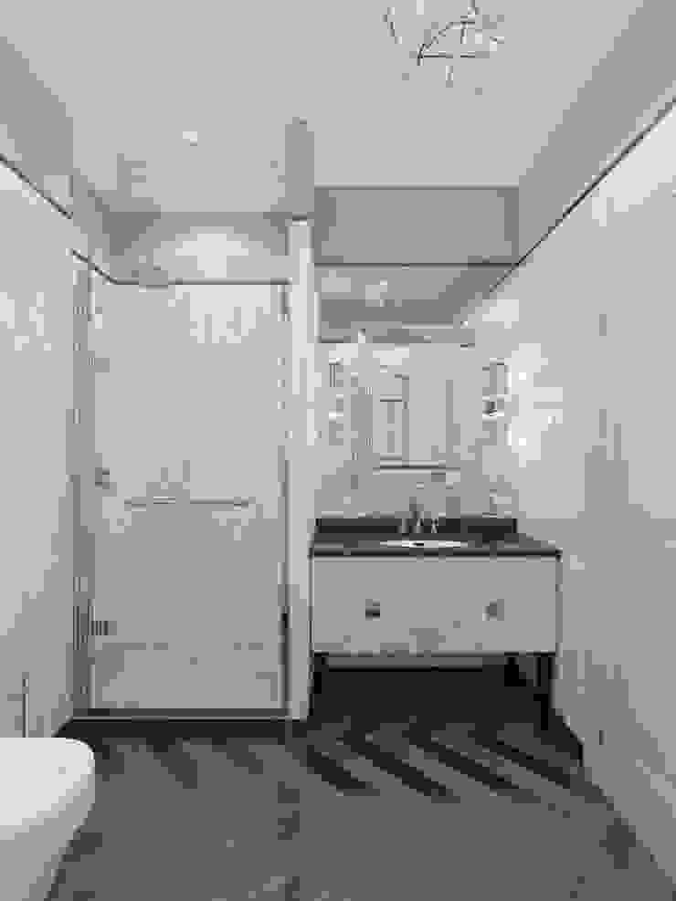 Salle de bain classique par Y.F.architects Classique