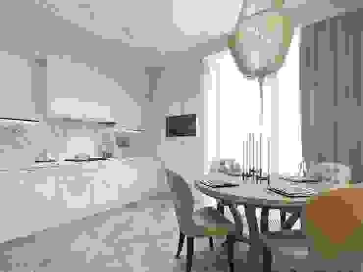 Klassische Küchen von Y.F.architects Klassisch