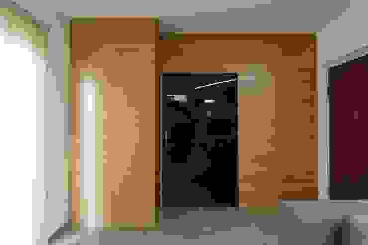 ISPIRAZIONI SCANDINAVE Studio di Progettazione e Design 'ARCHITÈ' Pareti & Pavimenti in stile scandinavo Legno