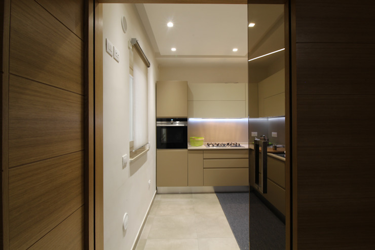 ISPIRAZIONI SCANDINAVE Studio di Progettazione e Design 'ARCHITÈ' Cucina in stile scandinavo
