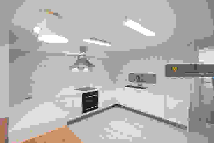 얀코인테리어 現代廚房設計點子、靈感&圖片