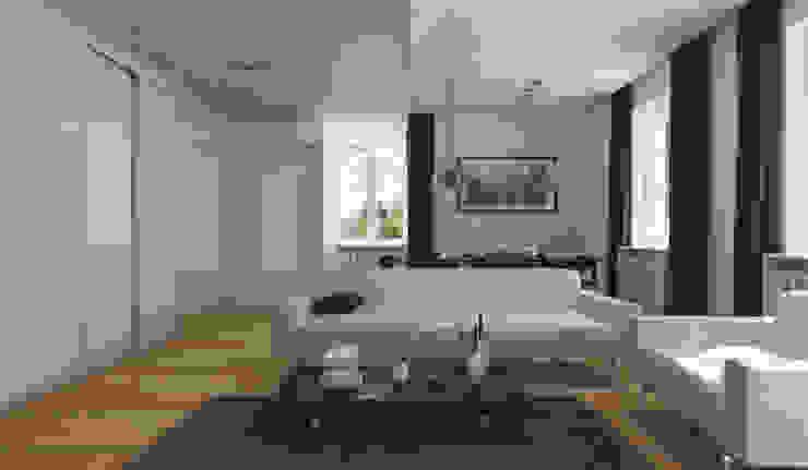 Walk in closets de estilo minimalista de CARE MOBILIARIO MADRID,S.L. Minimalista Vidrio