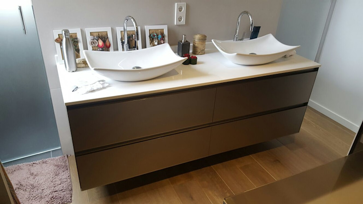 CARE MOBILIARIO MADRID,S.L. BathroomStorage زجاج Multicolored