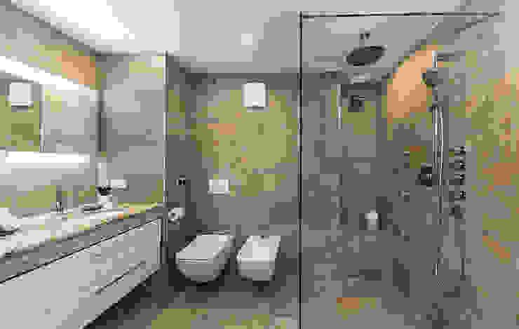 Marmorbadezimmer Moderne Badezimmer von Banovo GmbH Modern Marmor
