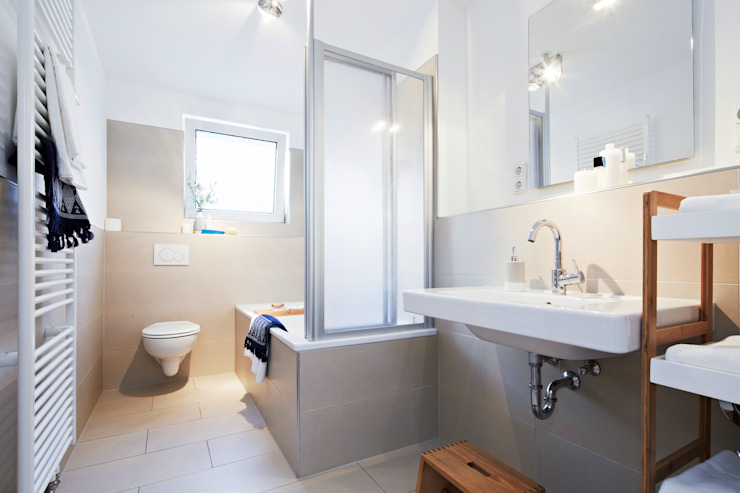 Home Staging Bavaria BathroomLighting