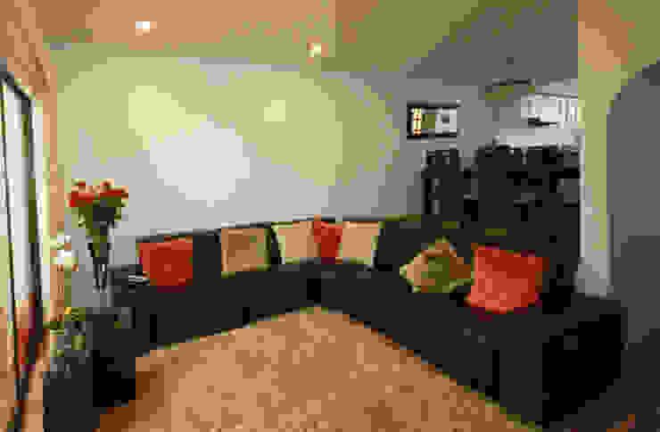 AMR estudio Ruang Keluarga Modern