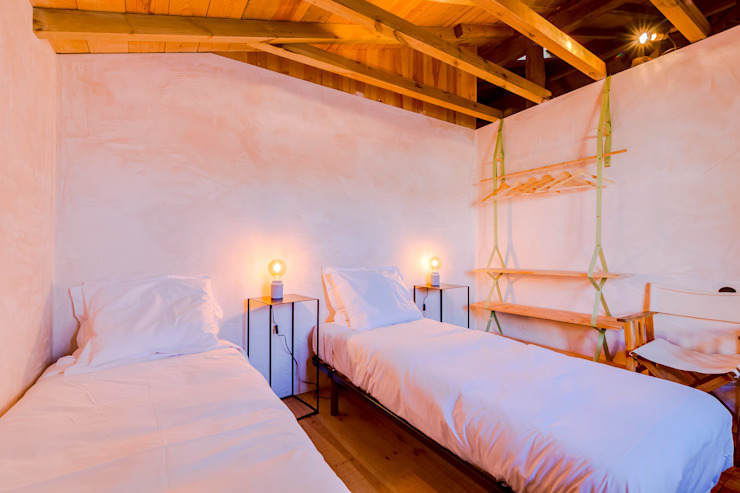 Ivo Santos Multimédia BedroomAccessories & decoration